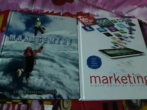 management and marketing books for sale