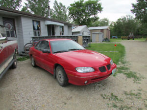 1998 Pontiac Grand Am Coupe (2 door)
