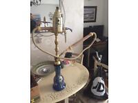 Egyptian shisha pipe