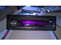 kenwood cd sterio kdc-241