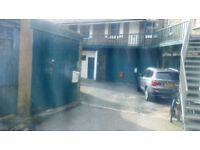 Ground floor WORKSOP/GARAGE to Let in Central Hove Mews.