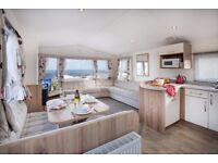 Luxury Caravan Hire on the Northumberland Coast at Elm Bank - Mid Week Savings - Monday 28th August