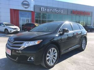 2014 Toyota Venza XLE, LEATHER SUNROOF