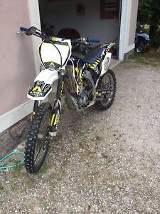 2007 yamaha yz 250