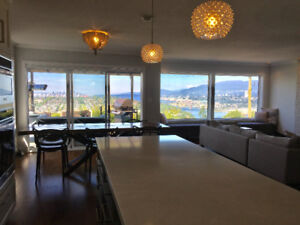 Modern House for rent on Capital Hill with an Unbelievable View