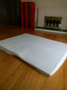 IKEA pillow top for a Queen mattress