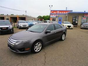 2011 FORD FUSION SE 4 CYL GAS SAVER SMOOTH CAR EASY FINANCE