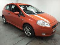 2006(06)FIAT GRANDE PUNTO 1.4 ACTIVE SPORT ORANGE,CLEAN CAR,GREAT VALUE