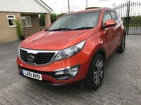 \\\\\ 2010 KIA SPORTAGE IST ED CRDI \\\\\ IMMACULATE THROUGHOUT \\\\ £8750