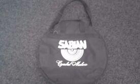 Sabian cymbal bag for sale.