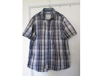 2 x Mens Fat Face Shirts Size L & XL Great Condition