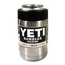 Yeti insulated stainless steel drink ware .