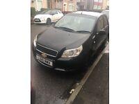 Chevrolet Aveo 1.2 £700 ono