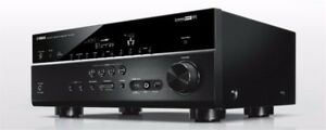 Yamaha RX-V675 Receiver (Used Good Condition)
