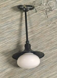 Reading/Games Table Mini Chandalier - Broze/Black Finish