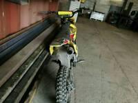 Stomp Z2 140r pitbike