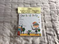 Rachel Ellen Knight Design Part Invites