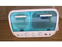 Twin Tub Camping Washing Machine