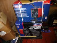 SEALEY 200 AMP MIG WELDER WITH EURO TORCH