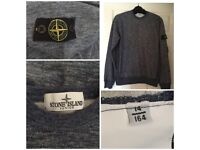 Various boys (age13-16) tops: Stone Island, Nike, Hugo Boss, Kenzo, Lacoste and Fred Perry