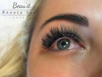 Eyelash Extensions £65! Best Lashes in East London! Special offer: Microblading 20% Off!