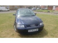 AUDI A3 1.8 SE 3 DOOR HATCHBACK//CLEAN & TIDY £600