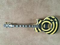 Gibson Epiphone Zakk Wylde les paul standard custom EMG 81 & 85