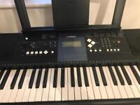 Yamaha PSR-E333 Touch- Sensitive Keyboard