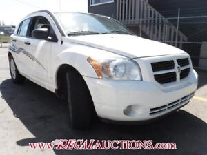 2008 DODGE CALIBER SXT 4D HATCHBACK SXT