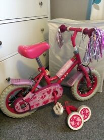 "Sweetie 12"" Girls Bike"