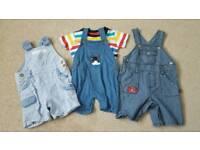 Baby boy 3-6 bundle