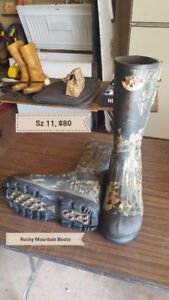 Rocky Mountain Boots