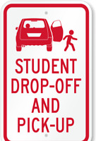 Student drop/pick up. Before /after school care. Low rates!