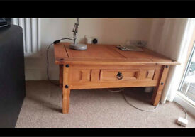 Mexican Pine coffee table £20