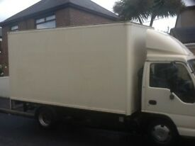 Van body, Luton body , furniture body ,body only for sale not chassis cab