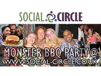 SOCIAL CIRCLE MONSTER SUMMER BARBEQUE - SATURDAY 12TH DECEMBER @ THE ALBERT TENNIS CLUB, DIDSBURY