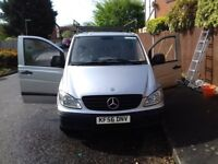 Mercedes Vito Good value no vat