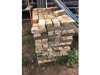 Bricks - Yellow Stocks - Cleaned - 3000