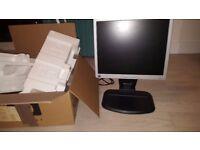 PC monitor HP L1740