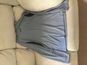 Men's Ralph Lauren and Under Armour Shirts