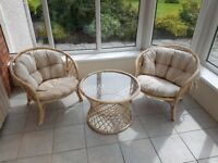 Conservatory Furniture (Cane)