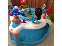Baby Genius Activity Play Centre