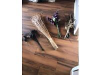 Flower arrangements/pot pourri