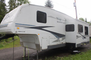 29 foot Rear bedroom Fifth Wheel