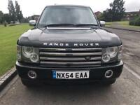 Range Rover vogue diesel Nav sunroof 2 keys 134k