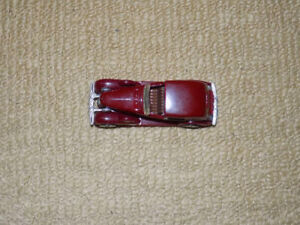 1981, HOT WHEELS, '35 CLASSIC CADDY, DIECAST CAR, EXCELLENT COND