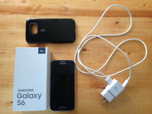 Samsung Galaxy S6 (32 GB) in nearly MINT condition