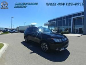 2015 Mitsubishi Outlander GT  - Leather Seats -  Bluetooth - $18