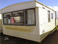 Static Caravan, 25 x 12 ft / 2 Bedrooms, Electric Heating