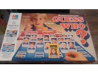 Guess Who 1987 Vintage Complete Set in excellent condition